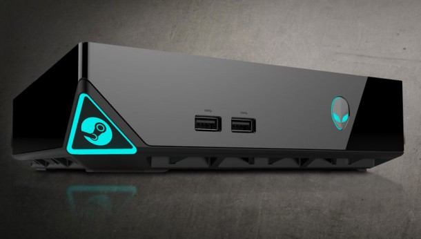 Alienware's Steam Machine can be upgraded