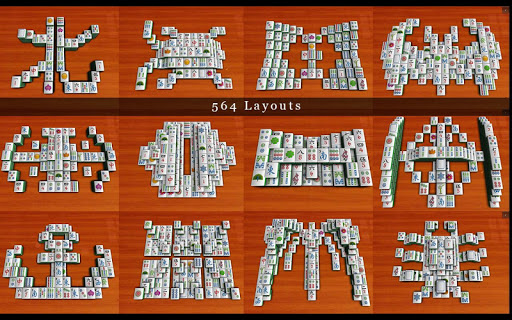 Anhui Mahjong Solitaire Saga - screenshot