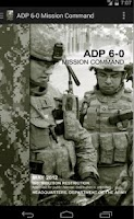 Screenshot of ADP 6-0 Mission Command