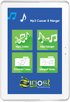 Screenshot of Mp3 Cutter & Merger