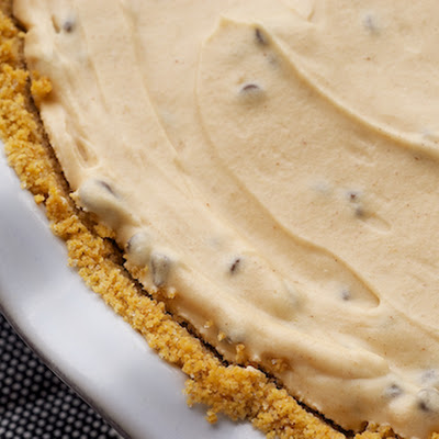 Peanut Butter-Chocolate Chip Pie