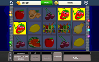 Screenshot of Fruit Slots