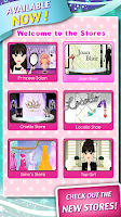 Screenshot of Princess Makeup Lite