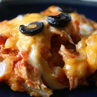 Chicken Tortilla Lasagna Recipes