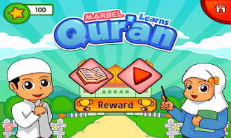 Screenshot of Marbel Learns Quran