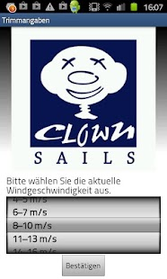 ClownSails - screenshot