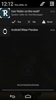 Screenshot of Robin - the Siri Challenger