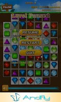 Screenshot of Jewels Magic