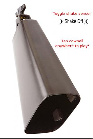 I Need More Cowbell