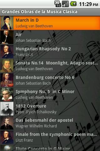 Grandes Obras de la Música