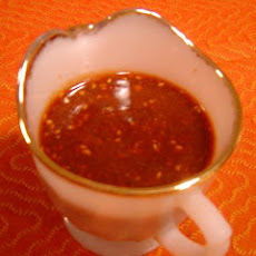 Quick and Tangy Chinese Barbecue Sauce