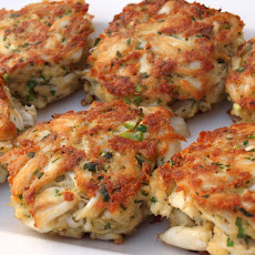 Original Old Bay Crab Cakes