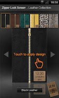 Screenshot of Zipper Lock Free Leather Coll.