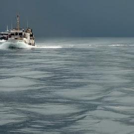 by Pankaj Malukar - Transportation Boats (  )