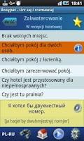 Screenshot of Rosyjski - Ucz się i rozmawiaj