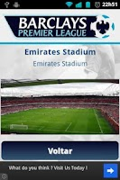 Screenshot of Premier League 2013/2014