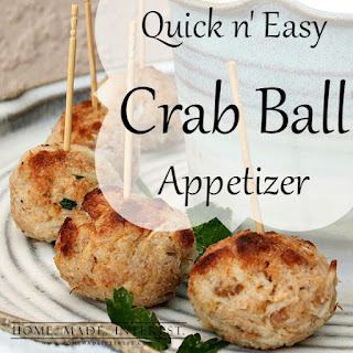 Crab Ball Appetizer Recipes