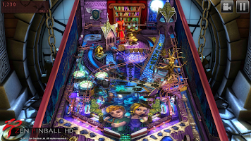 Screenshot of Zen Pinball