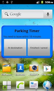 Parking Timer - screenshot