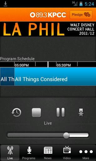 BBC - iPlayer Radio