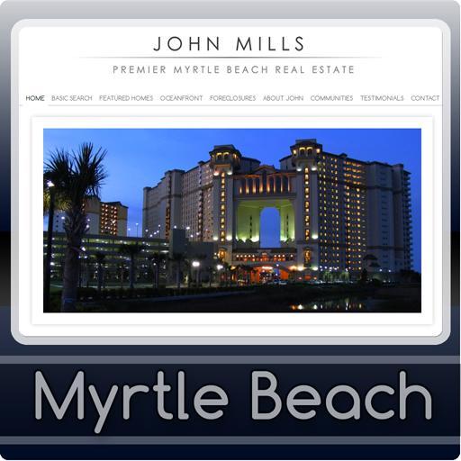 John Mills Real Estate LOGO-APP點子