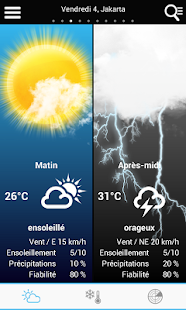 Weather for the World screenshot for Android