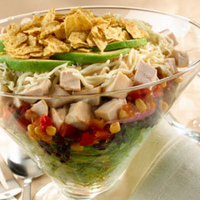 Southwestern Ranch Salad