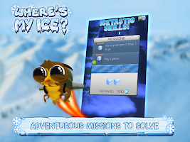 Screenshot of Where's My Ice?