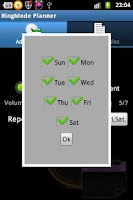 Screenshot of RingMode Planner