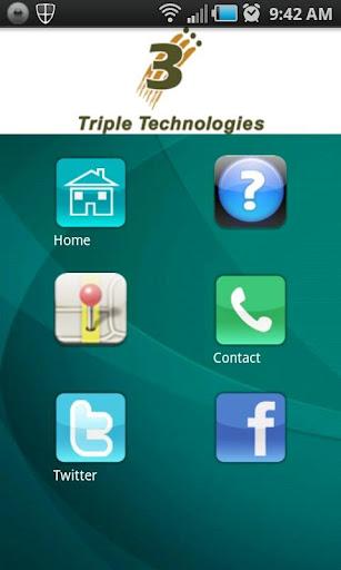 TripleTech Main App