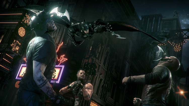 Batman: Arkham Knight cranks the grittiness up and scores an 'M' rating from the ESRB