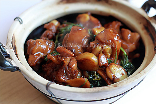 Three Cup Chicken Recipe (三杯鸡) Recipe | Yummly