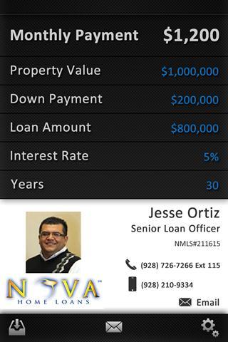 Ortiz Mortgage Calculator