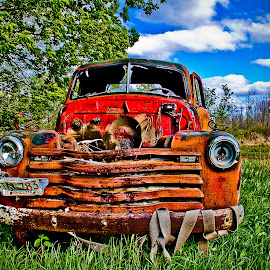 by David Sweeter - Transportation Automobiles ( hdr )