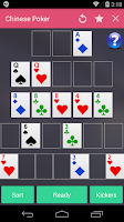 Screenshot of Chinese Poker