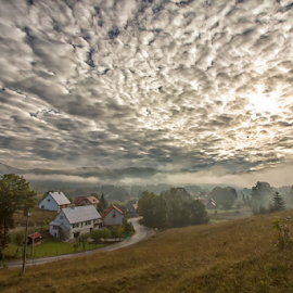 Mountain village by Stanislav Horacek - Landscapes Weather