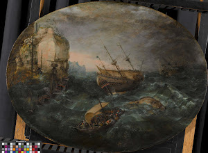 RIJKS: Adam Willaerts: Shipwreck off a Rocky Coast 1614