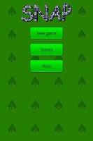Screenshot of Snap Card
