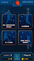 Screenshot of Basketball Shooting 3D