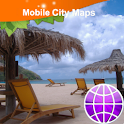 St Lucia Street Map icon