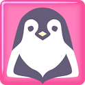 쥬스킨 펭귄 카카오톡 테마 icon