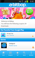 Screenshot of Bitbop