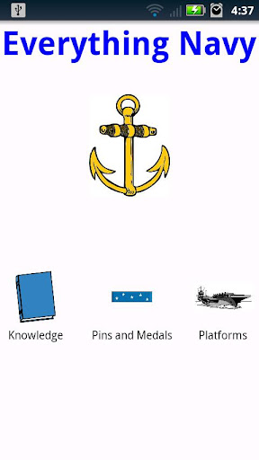 Everything Navy