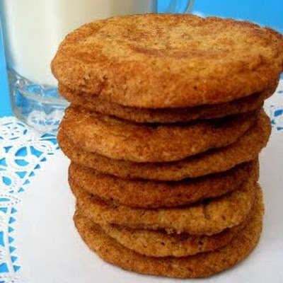 Snickerdoodles from Mindy