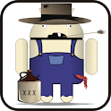 Droid Hillbilly doo-dad icon
