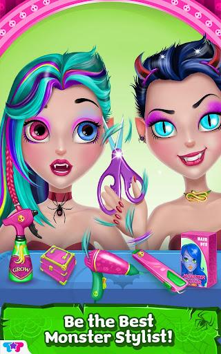 Monster Hair Salon - screenshot