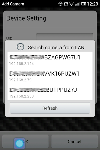 HooToo P2P - screenshot