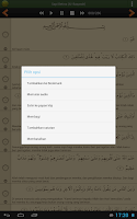 Screenshot of Al'Quran Bahasa Indonesia PRO