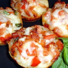 Bacon and Tomato Cups