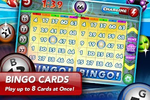 Screenshot of Bingo Rush 2